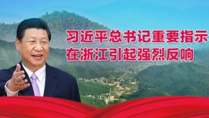 习近平总书记重要指示在浙江引起强烈反响