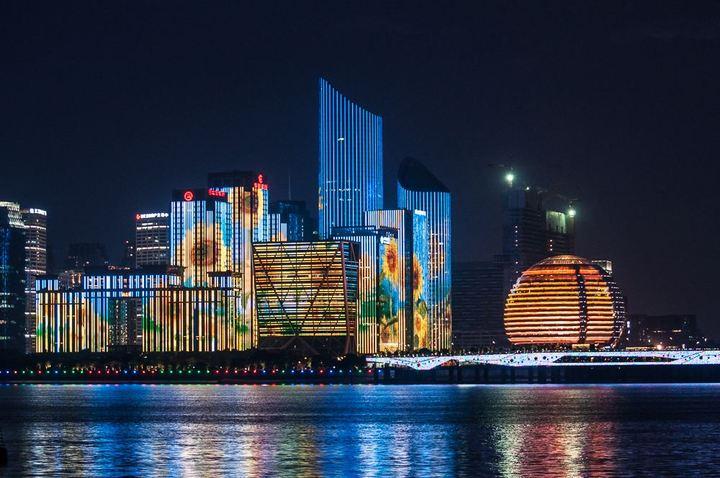 春节杭州灯光秀、音乐喷泉时间定了!请收藏[图]