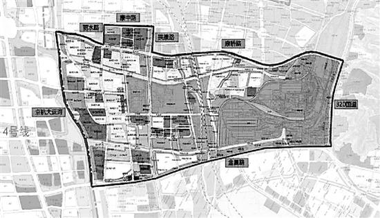 体育彩票官方网站:看过来!大运河新城核心要向全球征集设计方案